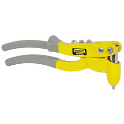 Click here to see Stanley MR100CG Stanley MR100CG Contractor Grade Riveter, 1/8, 3/32, 5/32, 3/16\