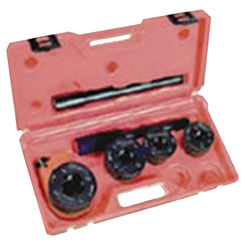 Click here to see Superior D2915 Superior D2915 Hand Ratchet Pipe Threader Kit, 2.085\