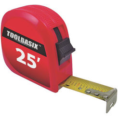 Click here to see Toolbasix 62-7.5X25-R Toolbasix 62-7.5X25-R Tape Rules, 1\