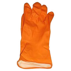 Click here to see Trimaco 1703 Trimaco 01703 Medium Weight Refinishing Protective Gloves, X-Large, Latex, Orange, Flock Lining