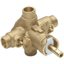 Click here to see Moen 62370 Moen 62370 Rough In Posi-temp Valve With Stops
