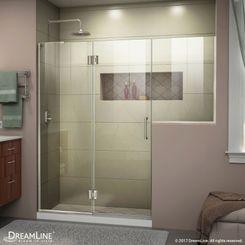 Click here to see DreamLine D1263634-04 DreamLine Unidoor-X 68-68 1/2