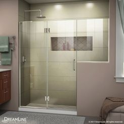 Click here to see DreamLine D1272434-04 DreamLine Unidoor-X 57-57 1/2