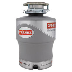 Click here to see Franke FWD75R Franke FWD75R 3/4HP Disposer Disposer - Disposer