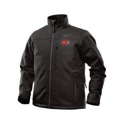 Click here to see Milwaukee 201B-20XL Milwaukee 201B-20XL ToughShell M12 Heated Jacket, Extra Large - Black