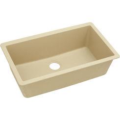 Click here to see Elkay ELGRU13322SD0 Elkay ELGRU13322SD0 Quartz Classic Single Bowl Undermount Sink, Sand