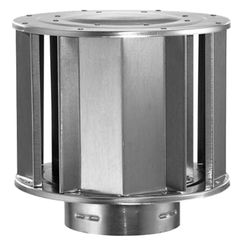 Click here to see M&G DuraVent 10GVVT DuraVent 10GVVT Type B Gas Vent 10-Inch High-Wind Cap