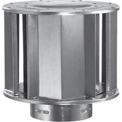 Click here to see M&G DuraVent 7GVVTH DuraVent 7GVVTH Type B Gas Vent 7-Inch High-Wind Cap