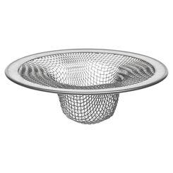 Click here to see Danco 88821 Danco 88821 Stainless Steel Freestanding Steel Tub Mesh Strainer