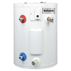 Click here to see Reliance 6 20 SOMS K Reliance 6 20 SOMS K Compact Electric Water Heater, 20 Gallons