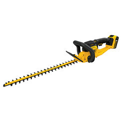 Click here to see Dewalt DCHT820P1 trimmer hedge 5ah btry pk 20v
