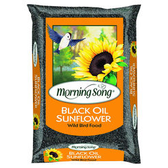Click here to see Global Harvest 1015170 Scotts Morning Song 1015170 Sunflower Seed, 50 lb, Bag