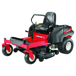 Click here to see MTD 17ADCACT066 Troy-Bilt 17ADCACT066 Dual Hydro EZT Lawn Mower, 46 in W, 24 hp, 724 cc Briggs and Stratton, Intek OHV Engine