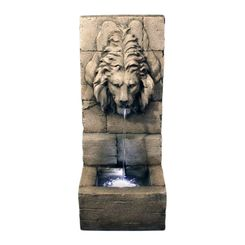 Click here to see Seasonal Trends Y95494 Seasonal Trends Y95494 Hawthorne Fountain With Light