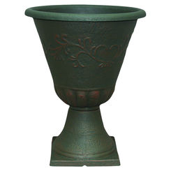 Click here to see Southern Patio EB-029809 Southern Patio EB-029809 CMX Planters, Sonoma Urn, 16 x 21 In