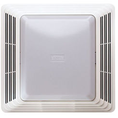 Click here to see Broan 678 Broan 678 White Bathroom Ventilation Fan with Light