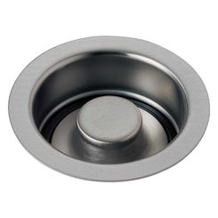 Click here to see Brizo 69070-SS Brizo 69070-SS Stainless Steel Disposal Flange and Stopper