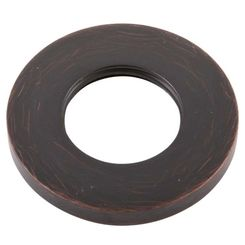 Click here to see Delta RP64389BL Delta RP64389BL Matte Black Trinsic Spout Flange, Gasket, and O-Ring