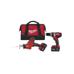 Click here to see Milwaukee 2595-22 Milwaukee 2595-22 M12 FUEL Impact Driver And Impact Wrench Kit