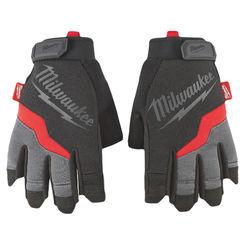 Click here to see Milwaukee 48-22-8741 Milwaukee 48-22-8741 Fingerless Work Gloves, Medium
