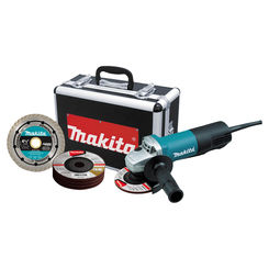 Click here to see Makita 9557PBX1 Makita 9557PBX1 4-1/2