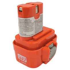 Click here to see Makita 192638-6 Makita 192638-6 9.6-Volt Ni-CD Battery