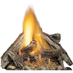 Click here to see MHSC VWF30/24SRO Majestic VWF30/24SRO Matchlight Vented Outdoor Gas Log Set