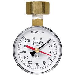 Click here to see Orbit 91130 Orbit 91130 Pressure Gauge