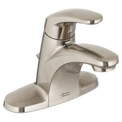 Click here to see American Standard 7075.002.295 AS 7075.002.295 COLONY PRO ONE HANDLE LAV FAUCET SATIN