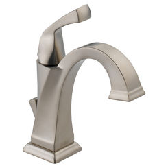 Click here to see Delta 551-SS-DST Delta 551-SS-DST Dryden One Handle Lavatory Faucet - Stainless