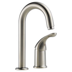 Click here to see Delta 1903-SS-DST Delta 1903-SS-DST Classic Single Handle Bar/Prep Faucet (Stainless)