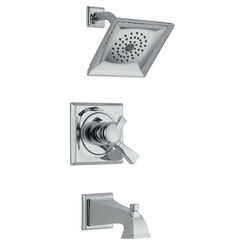 Click here to see Delta 174930 Delta 174930 Dryden Monitor 17 Series Tub and Shower Trim (Chrome)