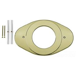 Click here to see Delta RP29827PB Delta RP29827PB Delta Shower Renovation Cover Plate (Brilliance Polished Brass)