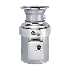 Click here to see   InSinkErator 13660Y SS100-47 1-Phase Garbage Disposal 208/230V - 1 HP