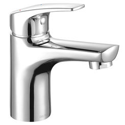 Click here to see Delta 534LF-GPM-PP Delta 534LF-GPM-PP Modern Single Handle Project Pack Faucet - 1.0 gpm, Chrome