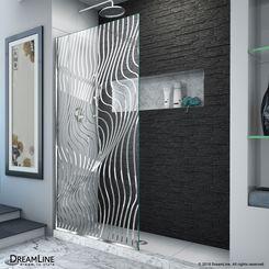 Click here to see Dreamline D3234721M11-08 DreamLine D3234721M11-08 Platinum Linea Surf 34