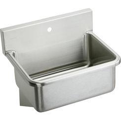 Click here to see Elkay EWS31201 Elkay EWS31201 Scrub-Up Stainless Steel Single Bowl Sink