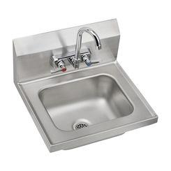 Click here to see Elkay CHSB1716C Elkay CHSB1716C Single Bowl Handwash, Sink KIt