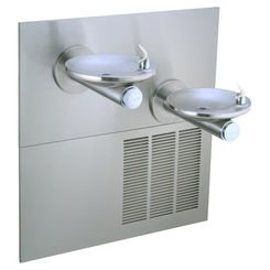 Click here to see Elkay LRPB28K Elkay LRPB28K SwirlFlo 2-Level Filtered Fountain with Chiller