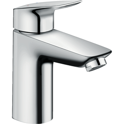 Click here to see Hansgrohe 71104001 Hansgrohe 71104001 Logis 100 Single-Hole Faucet, Chrome