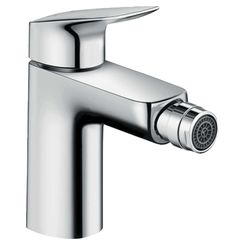 Click here to see Hansgrohe 71200001 Hansgrohe 71200001 Logis Single-Hole Bidet Faucet, Chrome