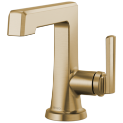 Click here to see Brizo 65098LF-GL Brizo 65098LF-GL Levoir Luxe Gold One-Handle Lavatory Faucet