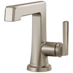 Click here to see Brizo 65098LF-NK Brizo 65098LF-NK Levoir One Handle Lavatory Faucet - 1.5 gpm, Luxe Nickel