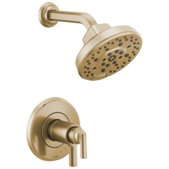 Click here to see Brizo T60298-GL Brizo T60298-GL Levoir TempAssure Thermostatic Shower Only Trim - Luxe Gold