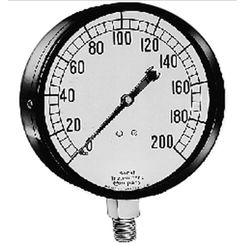 Click here to see Red Lion 640106 Red Lion 640106 Pressure Gauge - 0-100 PSI