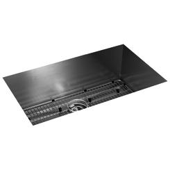 Click here to see Elkay EFU281610TC Elkay Crosstown 16 Gauge Stainless Steel, 30-1/2