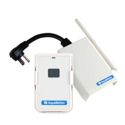 Click here to see Aquamotion AMK-WB AquaMotion AMK-WB On-Call Wireless Control Kit
