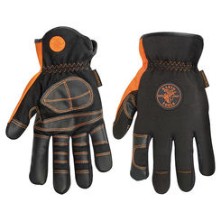 Click here to see Klein 40072 KLEIN 40072 ELECTRICIANS GLOVES LARGE