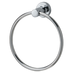 Click here to see Toto YTT406U#CP TOTO L Series Round Towel Ring, Polished Chrome - YTT406U#CP