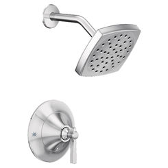 Click here to see Moen TS2912EP Moen TS2912EP Flara Posi-Temp Shower Only Trim, Chrome, Eco Performance
